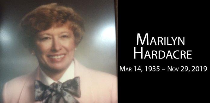 Marilyn Hardacre
