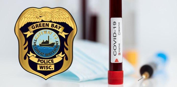 green bay police covid