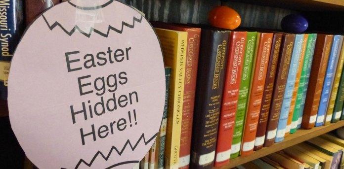 marshfield easter egg hunt