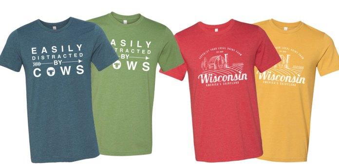 wisconsin dairy shirts