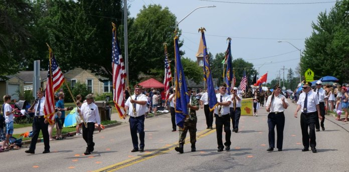 Pittsville 4th of July Parade