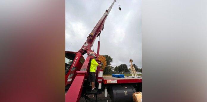 crane safety certification kyle tisdell