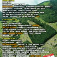 FUJI ROCK FESTIVAL'16 第6弾ラインナップ発表