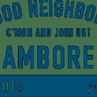 GOOD NEIGHBORS JAMBOREE 2016 ラインナップ発表