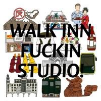 鹿児島コンピ「WALK INN FUCKIN STUDIO!」いよいよ明日発売