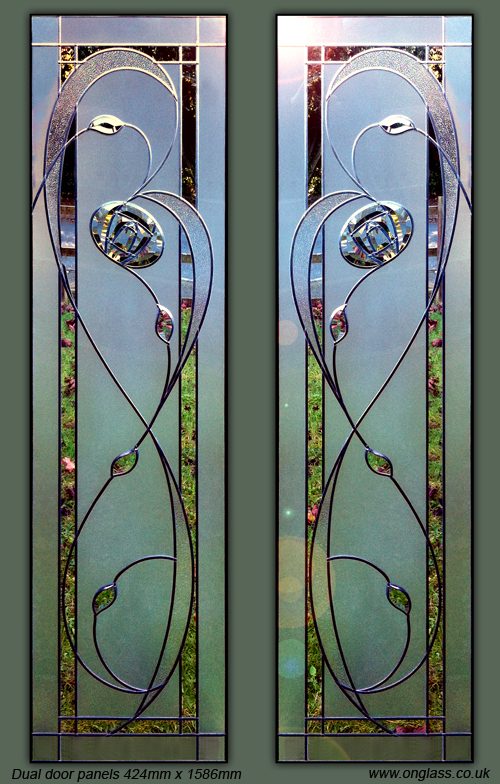Stained Glass Windows Bevelled Glass Bevel Patterns