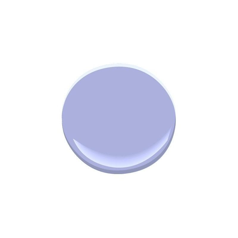 gel couleur molene bleu lavande