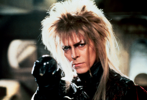 No, not like David Bowie's Labyrinth
