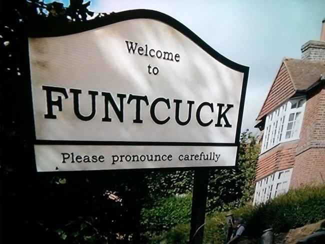 Welcome to Funtcuck, please pronounce carefully