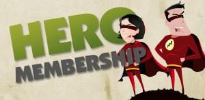 Hero membership