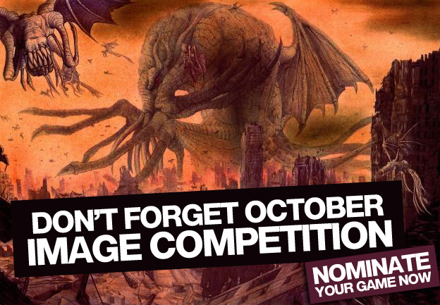 october image competition