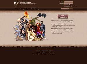 rp repository screenshot