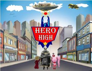 Hero high John's image