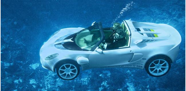 Records motor 2 - Viaje submarino