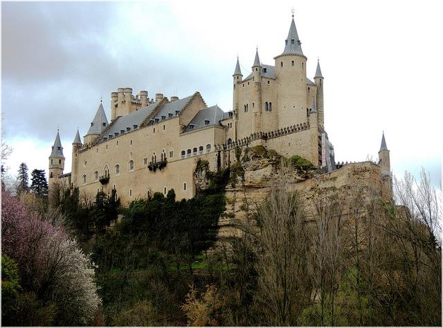 lugares para visitar en españa, Segovia