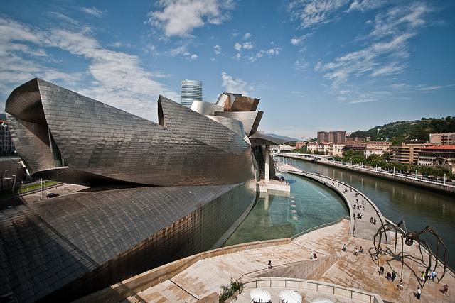 lugares para visitar en españa, Bilbao