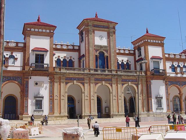 Estación de Jerez de la Frontera
