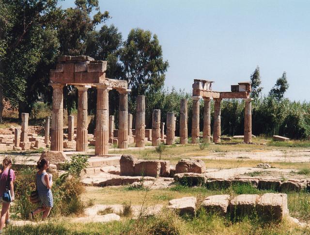 viaje a Atenas Braurón