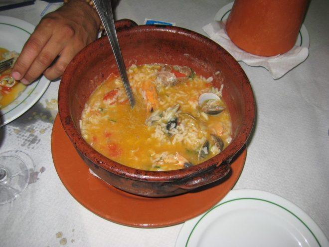 Gastronomia en el Alentejo Portugués