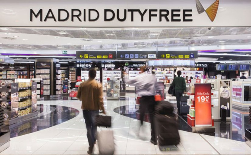 The best duty-free airport shops in the world where it's always Black Friday