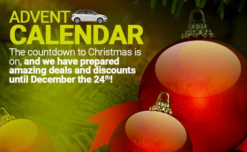 Goldcar´s Advent Calendar