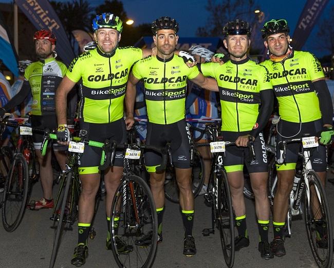 Equipo 'Goldcar Bike Sport'
