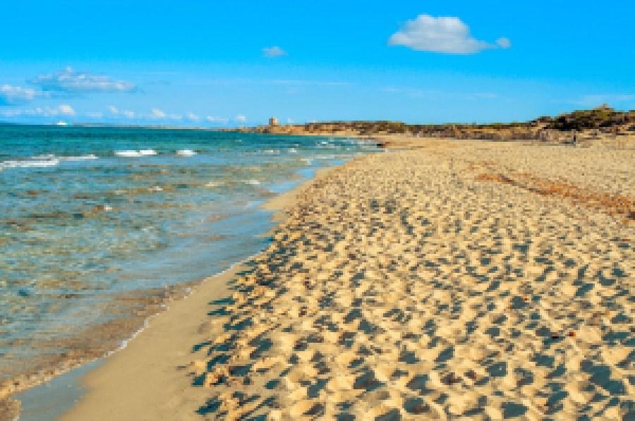 mejores calas de Ibiza, Es Cavallet
