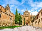 Soak Up the Past in Salamanca