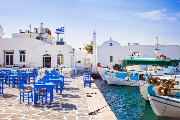 viaje por grecia