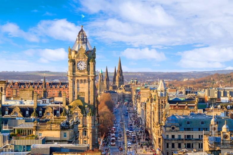 visitar escocia