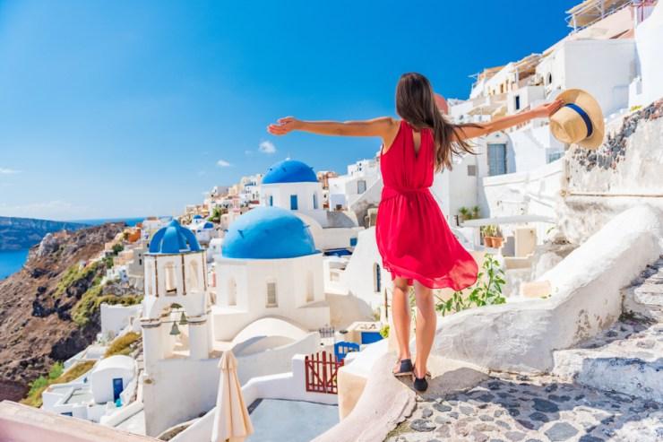 vacaciones en grecia