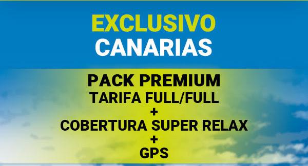Alquila ahora tu coche en Canarias