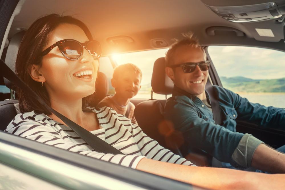 Las mejores listas de Spotify para un viaje en coche