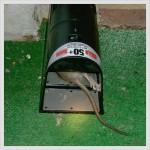Rat control - Electric rat trap