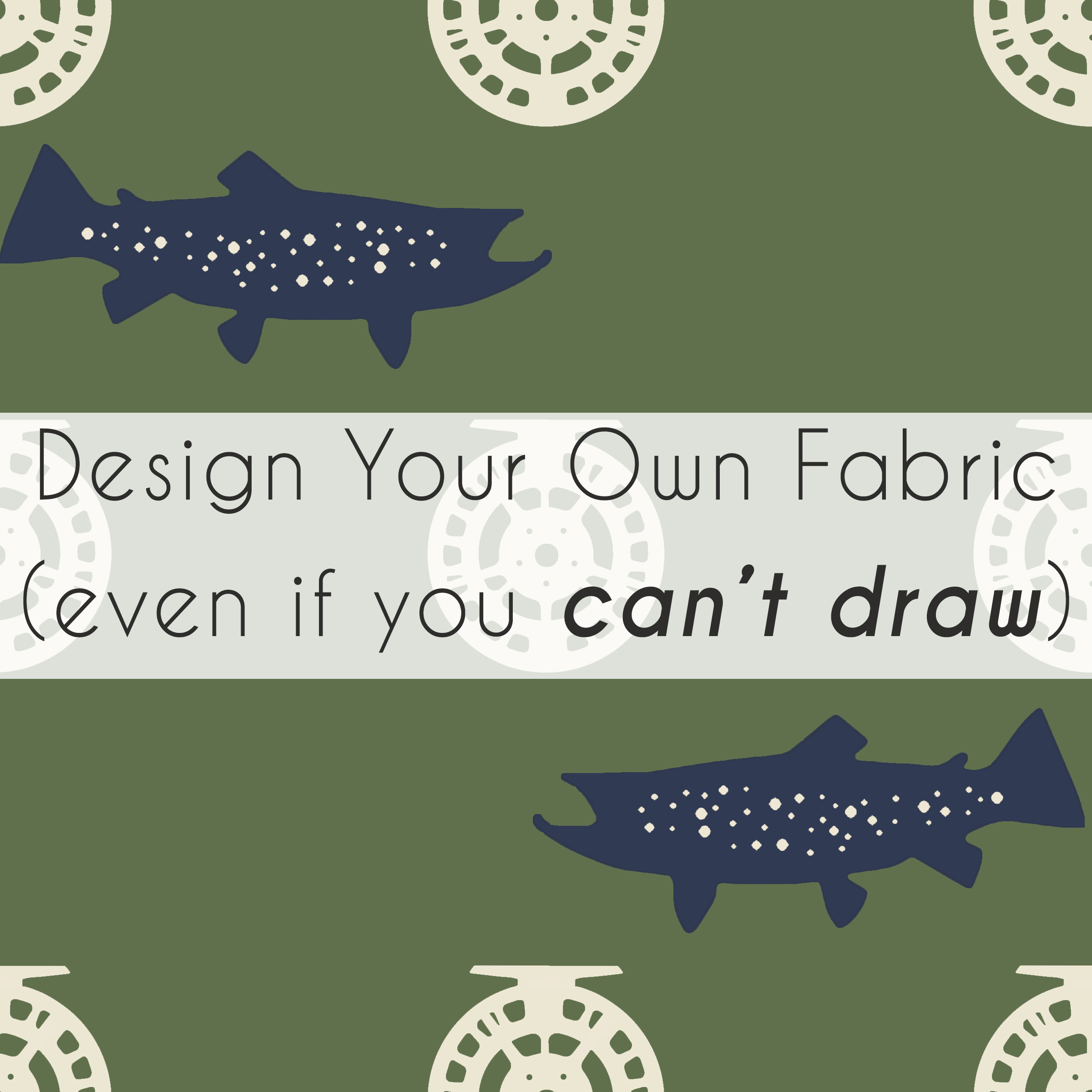 Design Your Own Fabric On House And Home