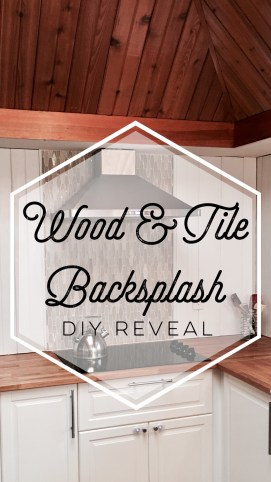 Install Tile Backsplash in Kitchen | On House and Home