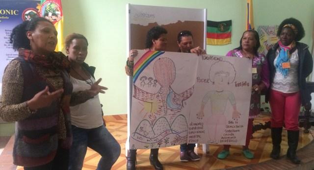 Mujeres Indígenas, Afrodescendientes y Campesinas emprenden el camino hacia una Política Pública de la Mujer Rural