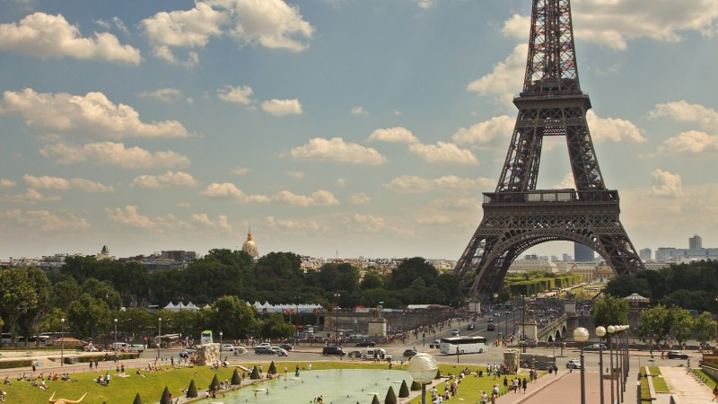 paris eiffel tower stock footage by guillaume louyot - onickz artworks - getty images