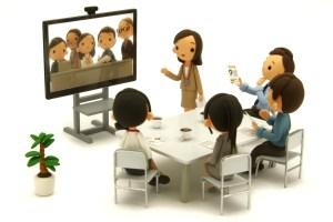 テレビ会議ツール