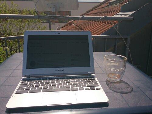 Chromebook Experiment