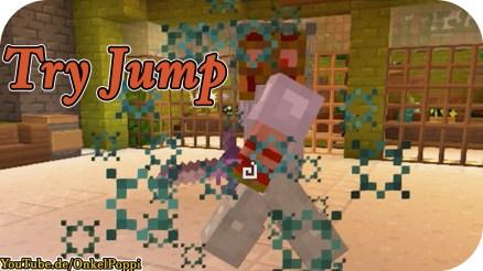 Mini Spiele OnkelPoppi - Minecraft tryjump spielen