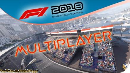 f12018,Circuit de Monaco, Großer Preis von Monaco, Monte Carlo, Monaco, Fürstentum, Fürstentum Monaco, MonacoGP
