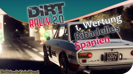 dirt,rally,dirt rally,dirt rally 2.0,autorennen,rallye,walter röhrl,walter,röhrl,quattro,onkelpoppi,poppi,Ribadelles,Spanien,Ascenso bosque Montverd