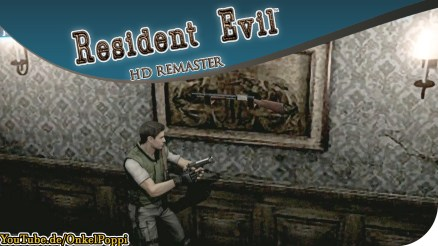 Resident Evil HD Remaster,Resident Evil,resident evil revelations,resident evil 2,resident evil 4 biohazard 4,resident evil 7 biohazard,Horror,Chris,Claire,Redfield,Poppi,OnkelPoppi