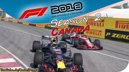 Circuit Gilles-Villeneuve, Großer Preis von Kanada, Circuit Île Notre-Dame, Montreal, F1 2018, Formel 1 2018,Formel 1,Formula one,Formula 1,F1 game,F1 gameplay,F1 lets play,OnkelPoppi,Poppi,Onkel