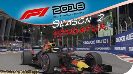 Großer Preis von Singapur,Marina Bay Street Circuit,singapur,Marina Bay,Malysia,Singapore grand prix,grand prix,F1 2018,Formel 1 2018,Formel 1,Formula one,Formula 1,F1 game,F1 gameplay,F1 lets play,OnkelPoppi,Poppi,Onkel