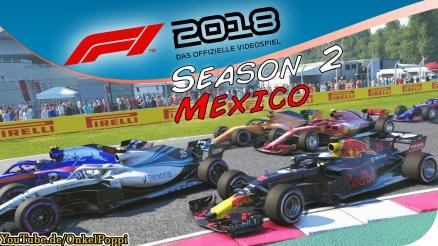 Großer Preis von Mexiko,Autódromo Hermanos Rodríguez,Mexiko-Stadt,Mexican Grand Prix,Mexico grand prix,grand prix,F1 2018,Formel 1 2018,Formel 1,Formula one,Formula 1,F1 game,F1 gameplay,F1 lets play,OnkelPoppi,Poppi,Onkel