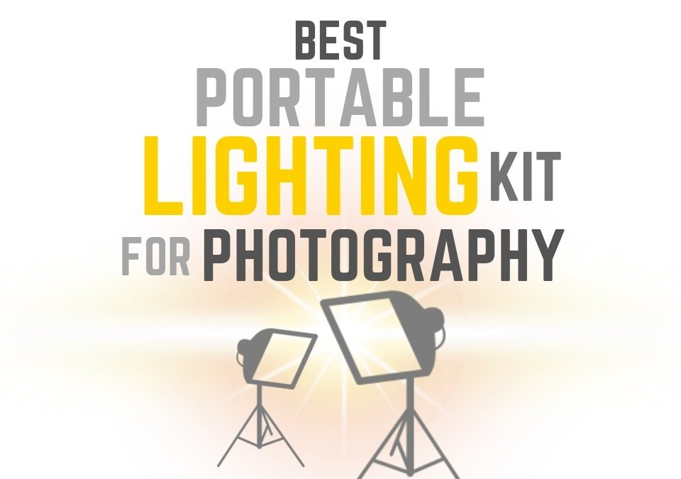 Best Portable Lighting Kit for Photography