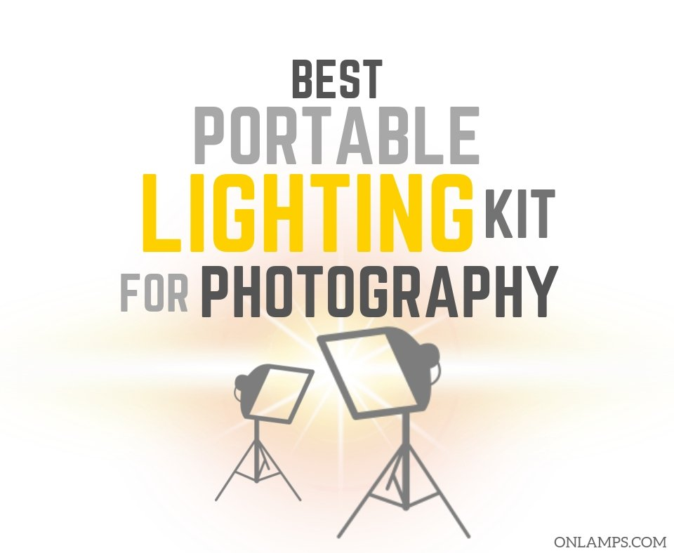 Best Portable Lighting Kit for Photography
