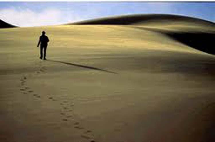 Αποτέλεσμα εικόνας για πορεια στην ερημο